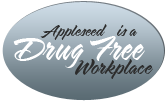 Appleseed Personnel | Drug Free